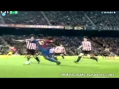 Ronaldinho - La Sonrisa Del Futbol [1998- 2014]