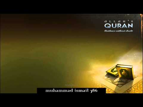 Maulana Abdullah Kapodravi - Qur'aan