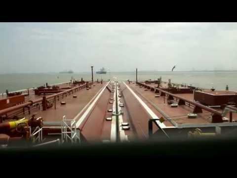 Houston Ship Channel, Bolivar Roads Intersection