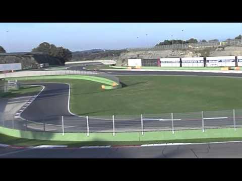 Riccardo Agostini Test Ferrari 2012