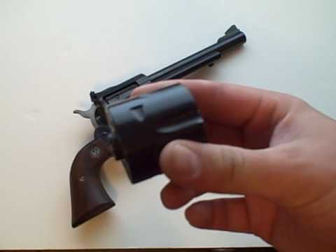Ruger Blackhawk .357 / 9mm Revolver (Single Action)