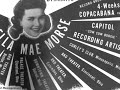 ELLA MAE MORSE ~ ROCK AND [video]