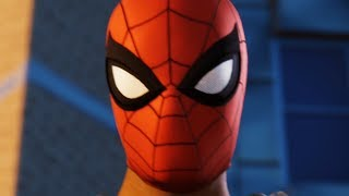 MILES MORALES BECOMES SPIDER-MAN - Spider-Man PS4 Silver Lining