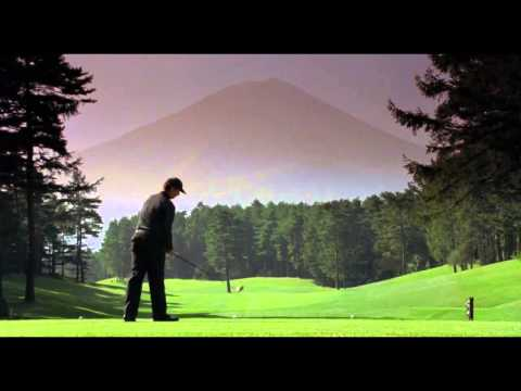 Lost in Translation Golf Scene with Bill Murray HD 720p
