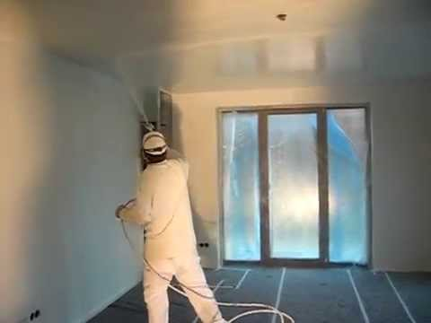 Professional Airless Spray application 1 (German)