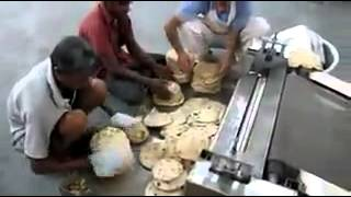 Roti banane ki machine