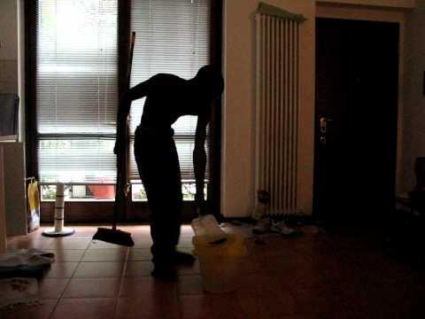 Io..le pulizie le faccio così