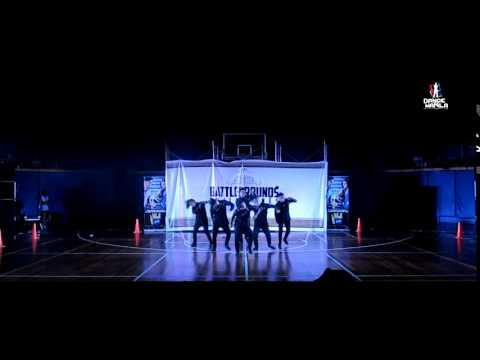 25 BattleGrounds Pilipinas Pinoy Hiphop Open Division 3RD PLACE