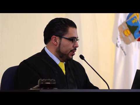 Juez. Sistema de Justicia Penal en el Estado de Campeche