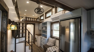 Luxury Tiny House Leaves Little To Be Desired
