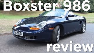 Is the Boxster 986 the best second hand sports car you can buy right now?  | Road & Race S02E22