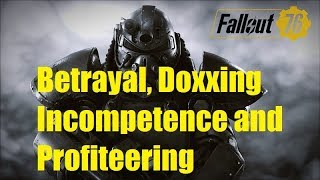 Fallout 76 Review   A Tragic Comedy of Errors, Betrayal, Doxxing, Incompetence, and Profiteering