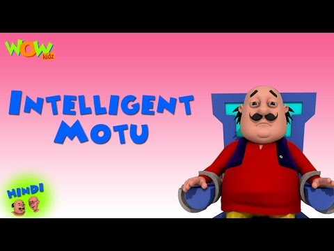 Intelligent Motu | Motu Patlu in Hindi WITH ENGLISH, SPANISH & FRENCH SUBTITLES | As seen on Nick thumbnail