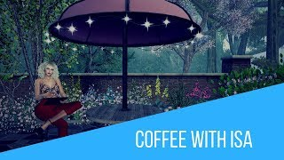 Sansar, Second Life and a cup of catch up coffee