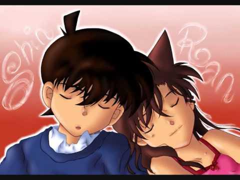 Kudo Shinichi Kiss Ran Mori Shinichi Kudo Und Ran Mouri