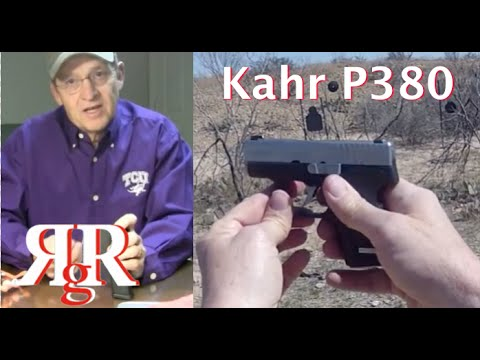Kahr P380 Review - On the Range