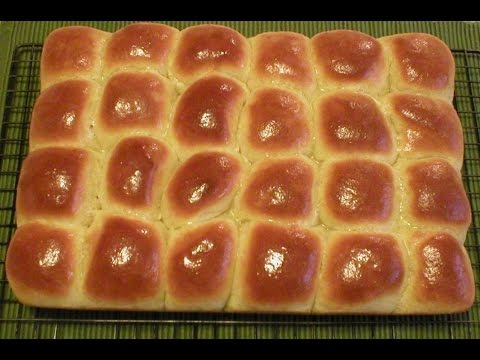 Dinner Rolls (a recipe from my bakery) thumbnail