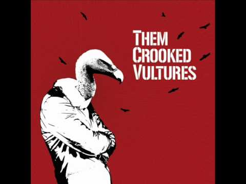 Them Crooked Vultures - Mind Eraser No Chaser