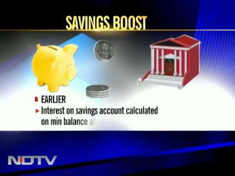 Your savings account to fetch you more interest‎