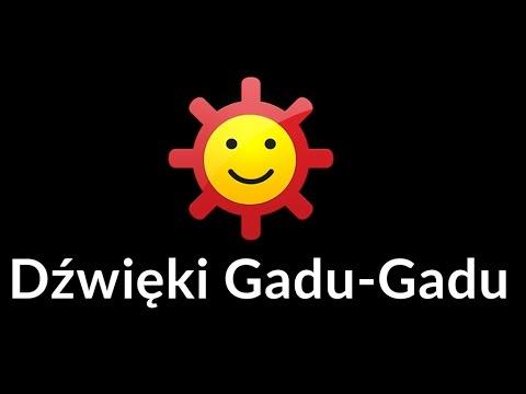 Dźwięk Wiadomości I Dostępności W Gadu-Gadu