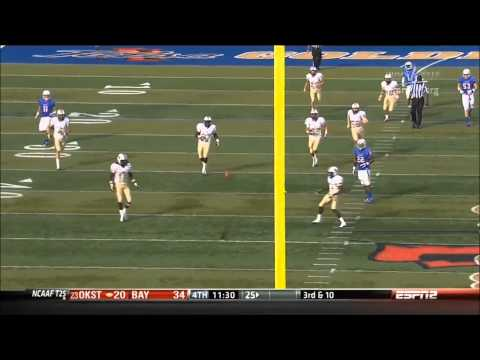 College Football | Big Hits and Big Plays 2012-2013 | Part 2