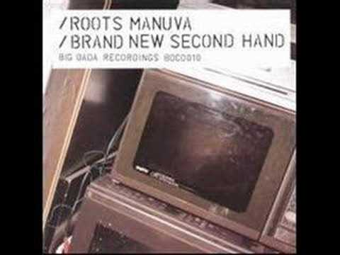 Roots Manuva - Movements