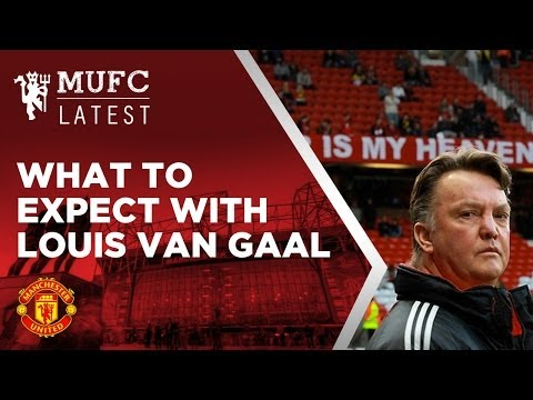 What will Van Gaal bring to Manchester United?