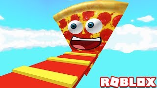 ESCAPE THE PIZZA OBBY IN ROBLOX