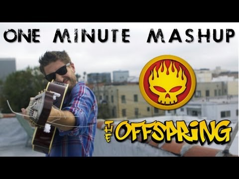 The Offspring in a Minute - My LAST One Minute Mashup #17