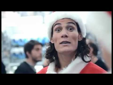 http://www.pupia.tv - Gli auguri di Natale dei giocatori del Napoli (20.12.10)