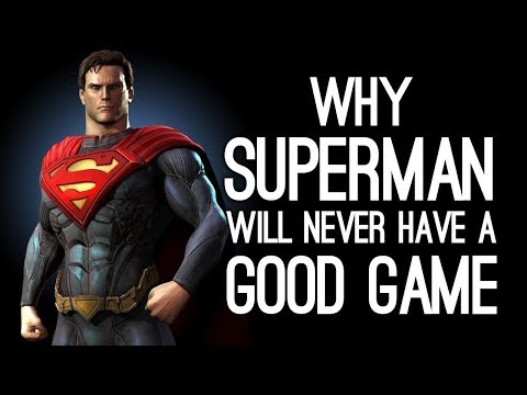 Why Superman Will Never Have A Good Videogame