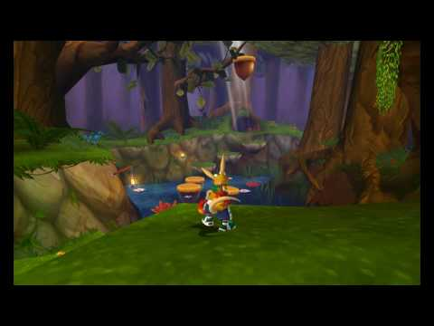 Kao the Kangaroo Round 2 - Level2 The Great Escape