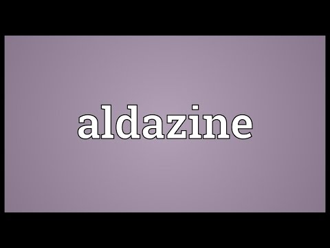Header of aldazine