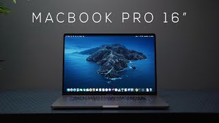"MacBook Pro 16"" Review // My First MacBook Pro!"