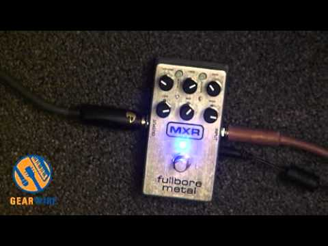 MXR M-116 Fullbore Metal Distortion Looks Sounds I.mp3
