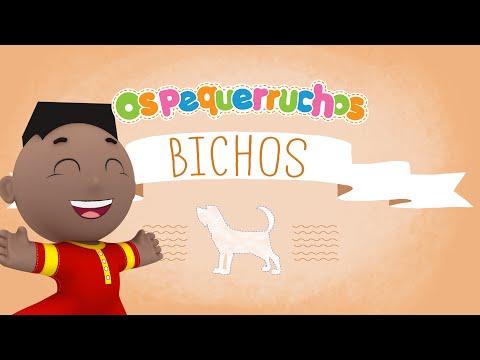 Cachorro - BICHOS - Os Pequerruchos Almanaque