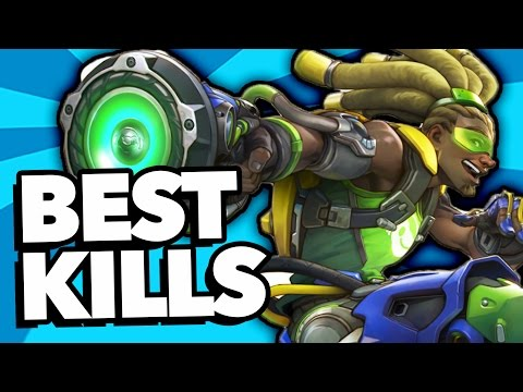 Overwatch Montage - Best Environmental Kills