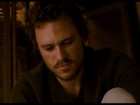 Heath Ledger - Jeux interdits or spanish romance
