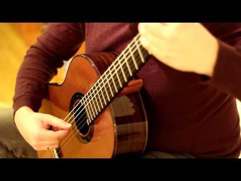 Leo Brouwer - Estudios Sencillos - Study No 12