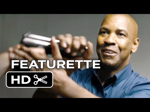 The Equalizer Featurette - Special Skills (2014) - Denzel Washington, Chloë Grace Moretz Movie HD