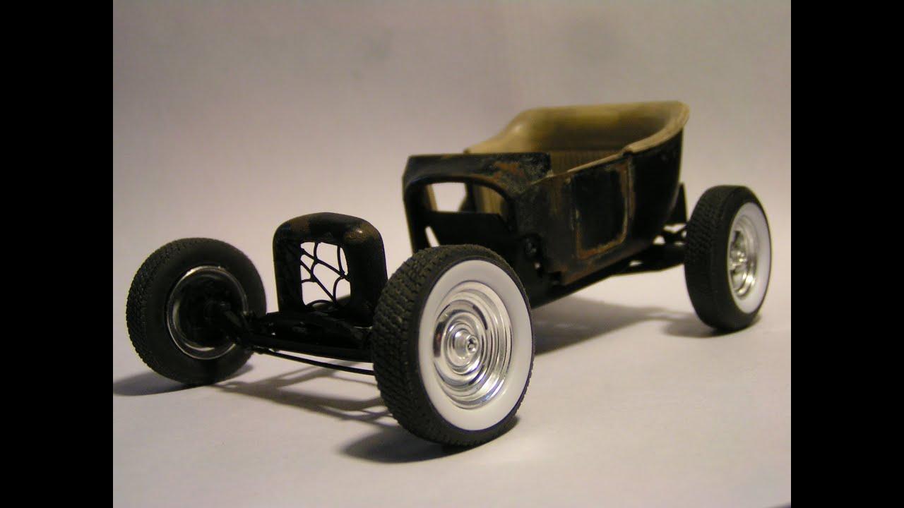 1923 T BUCKET RAT ROD