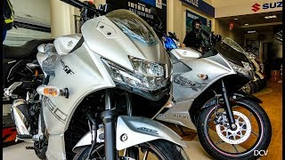 What's Different? 2019 Suzuki Gixxer SF Vs Gixxer SF 250 | DCV