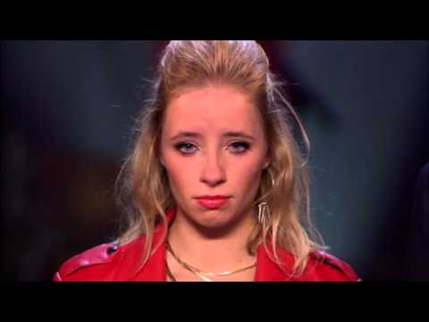 Anouk grove mening over auditie Melissa (18) | The Voice Of Holland