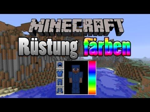 Rüstung in Minecraft färben [HD]