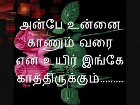 Kaana Karunguyile Kadhal.. video