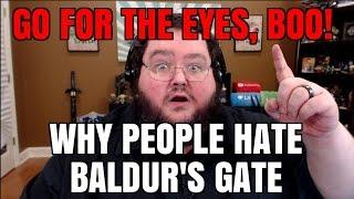 Why People Baldur's Gate: Siege of Dragonspear