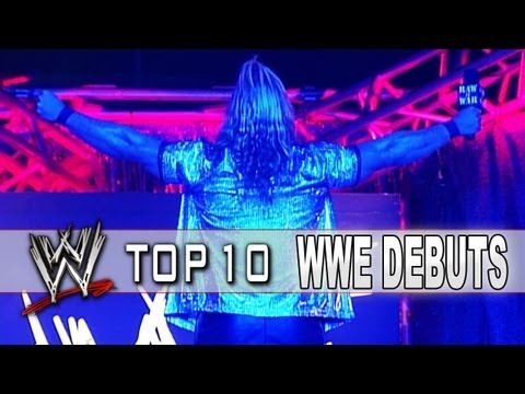 WWE Top 10 - WWE Debuts