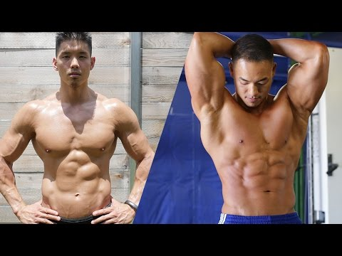 Killer Ab Workout: Pro Strongmen vs. Mike Chang!