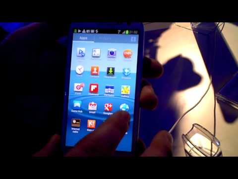 Samsung Galaxy S3 (S III) review - Hands On Walkthrough - Review.mp4