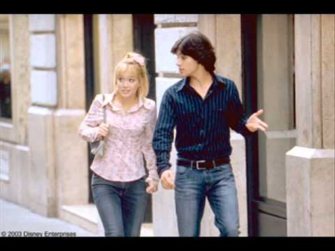 Hilary Duff (Isabella / Lizzie) & Yani Gellman (Paolo) - What Dreams Are Made Of